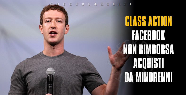 Class action cryptocurrency facebook