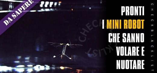 mini-robot-volare-nuotare