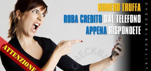 numero-truffa-credito