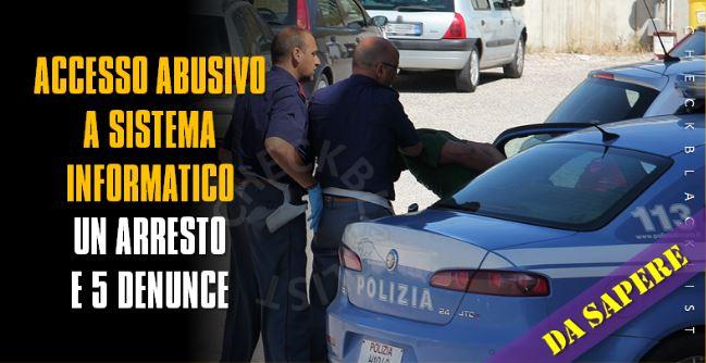 arresto-accesso-abusivo