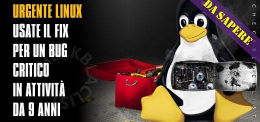 fix-bug-linux