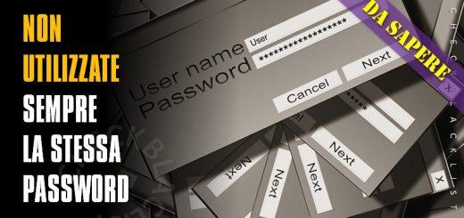 password-non-utilizzate