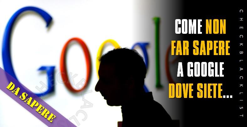 sapere-google-dove